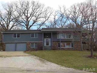Single Family for sale in 2910 W RICHWOODS Boulevard, Peoria, IL, 61604
