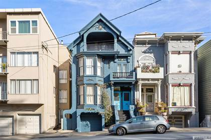 Multifamily for sale in 2444 Fulton Street, San Francisco, CA, 94118