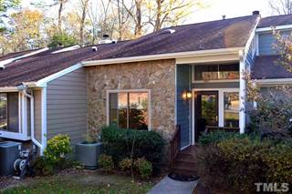 Townhouse for sale in 5902 Whitebud Drive, Raleigh, NC, 27609