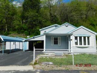 Single Family for sale in 290 RAILROAD AVENUE, Logan, WV, 25601