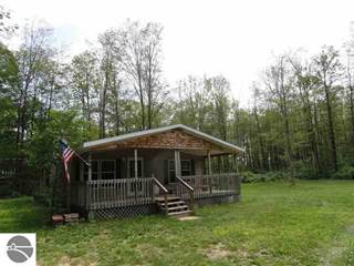 Single Family for sale in 6246 Needles Lane, Kalkaska, MI, 49646