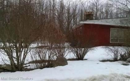 Residential for sale in 4580 N FERNWOOD Avenue, Silverwood, MI, 48760