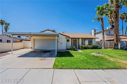 Residential Property for sale in 5399 Surrey Street, Las Vegas, NV, 89119