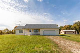 Single Family for sale in 6440 Bent Oak Hwy, Adrian, MI, 49221