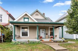 Single Family for sale in 2110 Prospect Street, Indianapolis, IN, 46203