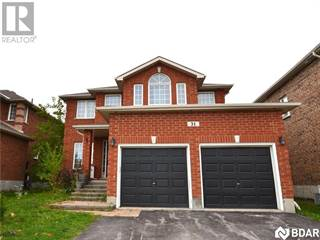 Single Family for rent in 31 BENJAMIN Lane, Barrie, Ontario, L4N0S2