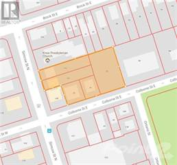 Land for sale in 137-141 SIMCOE ST N, Oshawa, Ontario