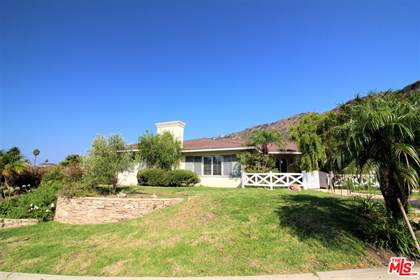 Residential for sale in 20219 Inland Ln, Malibu, CA, 90265