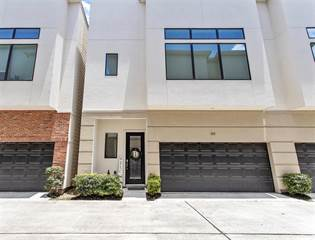 Townhouse for sale in 64 N Hutcheson Street, Houston, TX, 77003