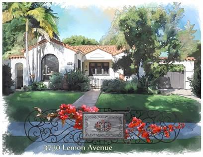 Residential for sale in 3730 Lemon Avenue, Long Beach, CA, 90807