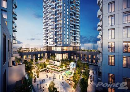 Condominium for sale in Abeja District Condos Tower 2 Insider First Access. 1 Bedroom + Den (1+1). $529999. 640 sf, Vaughan, Ontario, L4K5P1