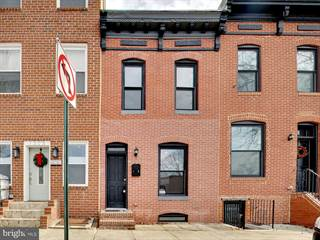 Townhouse for sale in 1307 S CLINTON STREET, Baltimore City, MD, 21224