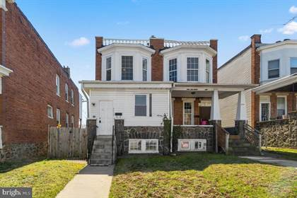 Residential for sale in 4017 EDMONDSON AVE, Baltimore City, MD, 21229