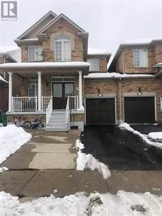 Single Family for rent in 12 OVERTURE LANE, Brampton, Ontario, L6S6H9