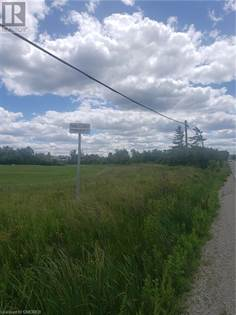 Vacant Land for sale in 5000 HENDERSON Road, Milton, Ontario, L9T1J7