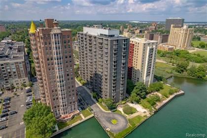 Residential Property for sale in 8200 E JEFFERSON AVE # 79/710, Detroit, MI, 48214