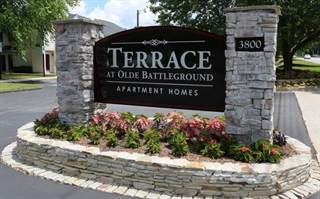 Apartment for rent in The Terrace at Olde Battleground Apartments - 1 Bed  1 Bath, Greensboro, NC, 27410