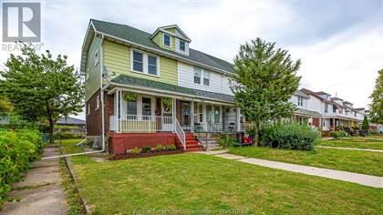 Single Family for sale in 1138 MERCER STREET, Windsor, Ontario, N9A1N8
