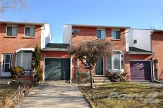 Townhouse for sale in 57 LOCONDER Drive, Hamilton, Ontario, L8W 3C7
