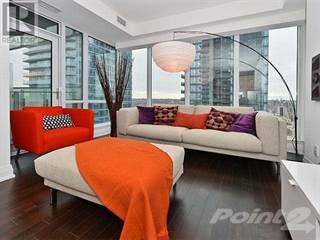 Single Family for rent in 3507 - 80 JOHN Street 3507, Toronto, Ontario
