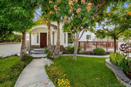 Residential Property for sale in 2536 Erie Street, San Diego, CA, 92110
