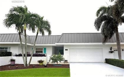 Residential Property for sale in 2828 SE FAIRWAY WEST B8, Stuart, FL, 34997