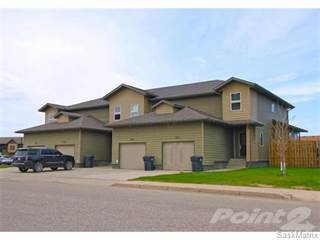 Townhouse for sale in 334A Morrison DRIVE, Yorkton, Saskatchewan