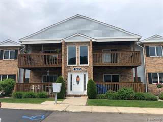 Condo for sale in 1405 HARBOUR Boulevard, Trenton, MI, 48183