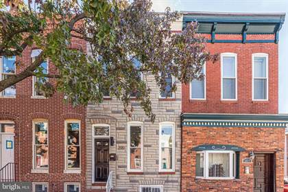 Residential Property for sale in 2919 DILLON ST, Baltimore City, MD, 21224