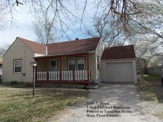 Single Family for sale in 3146 N Hood Ave, Wichita, KS, 67204