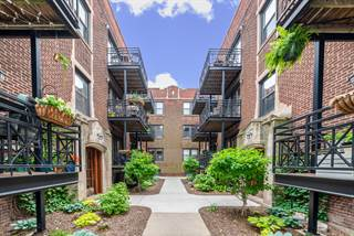 Condo for sale in 1153 West GRACE Street 1S, Chicago, IL, 60613