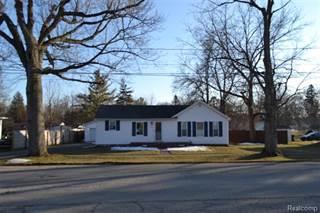 Single Family for sale in 206 E Washington Avenue, Vernon, MI, 48476