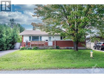 Single Family for sale in 30 HILLVIEW ROAD, Ottawa, Ontario, K2H5G5