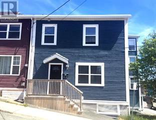 Single Family for rent in 44 Victoria Street, St. John's, Newfoundland and Labrador