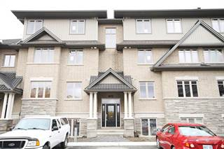Single Family for rent in 1006H BERYL PRIVATE, Ottawa, Ontario
