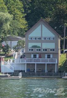 Residential Property for sale in 5346 E LAKE RD, Conesus Lake, NY