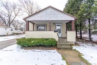 Single Family for sale in 20890 RIDGEMONT Road, Harper Woods, MI, 48225
