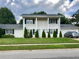 Single Family for sale in 4120 GLENDALE DR, Springfield, IL, 62703
