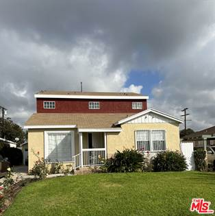 Residential Property for sale in 4025 W 62Nd St, Los Angeles, CA, 90043