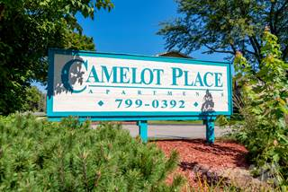 Apartment for rent in Camelot Place Apartments, Greater Shields, MI, 48638