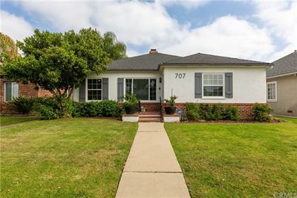 Residential Property for sale in 707 E Marshall Place, Long Beach, CA, 90807