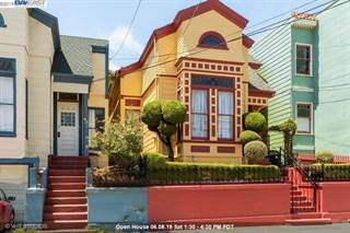 Single Family for sale in 1328 York St, San Francisco, CA, 94110