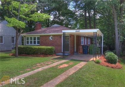 Residential Property for sale in 1848 Brandywine Street SW, Atlanta, GA, 30310
