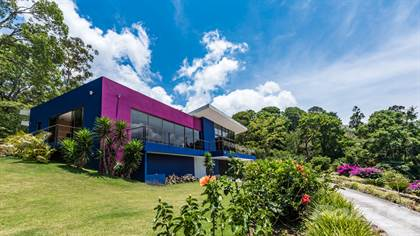Residential Property for sale in Contemporary Executive Estate Home in Boquete w/ Pool, SSS1881, Boquete, Chiriquí