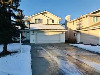 Single Family for sale in 4322 47 ST NW, Edmonton, Alberta, T6L6J5