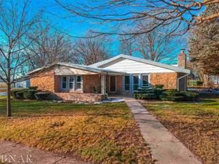 Single Family for sale in 606 South Josephine, Atlanta, IL, 61723