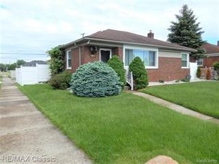 Single Family for sale in 4005 23RD ST, Wyandotte, MI, 48192