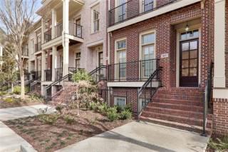 Townhouse for rent in 807 Creekgarden Court, Atlanta, GA, 30339