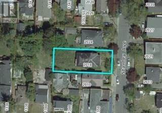 Land for sale in 2018 stanley Ave, Victoria, British Columbia, V8R3X6