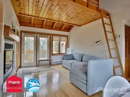Condominium for sale in 68 Rue de la Grande-Coulée, Orford, Quebec, J1X6Z6